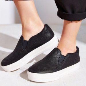 Ash Slip-On Shoes